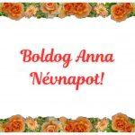 Anna napra képeslap