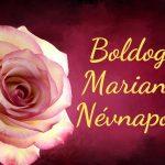 Mariann napra képeslap