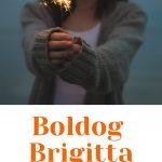 Brigitta napra képeslap
