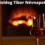 Tibor névnapi képeslap