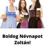 Zoltán napra képeslap